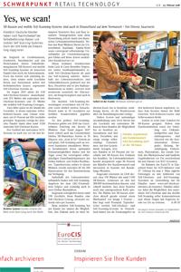 Artikel Yes, we scan!