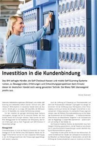Artikel Investition in die Kundenbindung